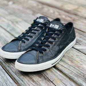 Converse Convertible All Stars Genuine Leather